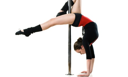 Three or Six Pole-Dancing Classes at Pixie Fitness (Up to 67% Off)