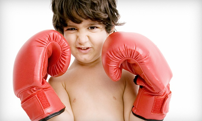 Punch Fitness - Westerville: 5, 10, or 15 Kids' Boxing Classes at Punch Fitness in Westerville (Up to 53% Off)