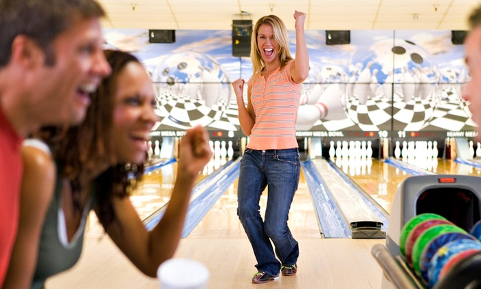 Homestead Bowl & The X Bar - Homestead Bowl & The X Bar: Bowling Packages for Six Players at Homestead Bowl & The X Bar (Up to 55% Off). Three Options Available.