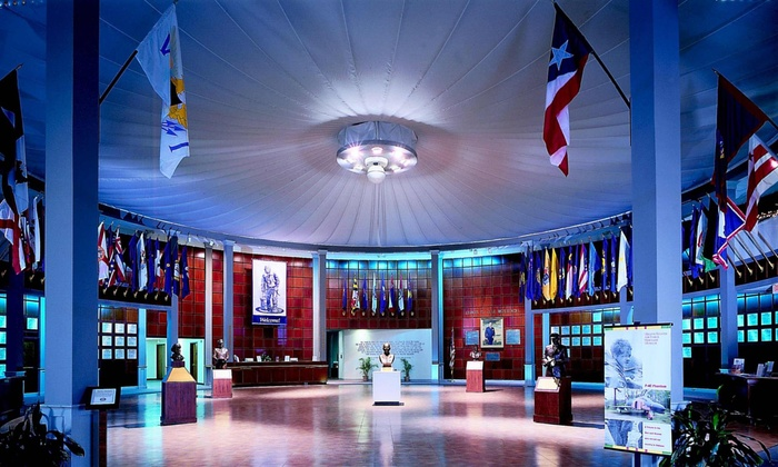 National Museum of the Mighty Eighth Air Force - Pooler: Admission to the National Museum of the Mighty Eighth Air Force for Two or Four (Up to 45%Off)