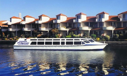 Two-Hour Lunch Cruise for One ($29) or Two People ($55) with West Lakes Princess (Up to $88 Value)