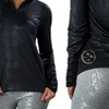 NFL Women's Draft Choice Quarter Zip Sweater (Size XL)