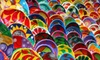 OOB - The Art Studios - Waterloo: Two Hours of Studio Time and $5 Towards a Ceramic to Paint for One or Two at The Art Studios (Up to 55% Off)