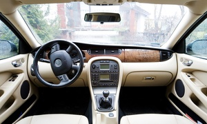 Car Toys: Interior-Detailing Package for a Small, Medium, or Large Vehicle at Car Toys (Up to 57% Off)