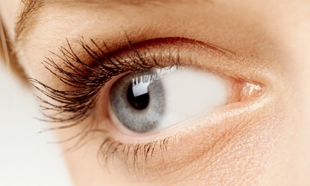 $1,899 for Laser Cosmetic Eyelid Lift (Upper Blepharoplasty) at Walman Eye Center ($3,900 Value)