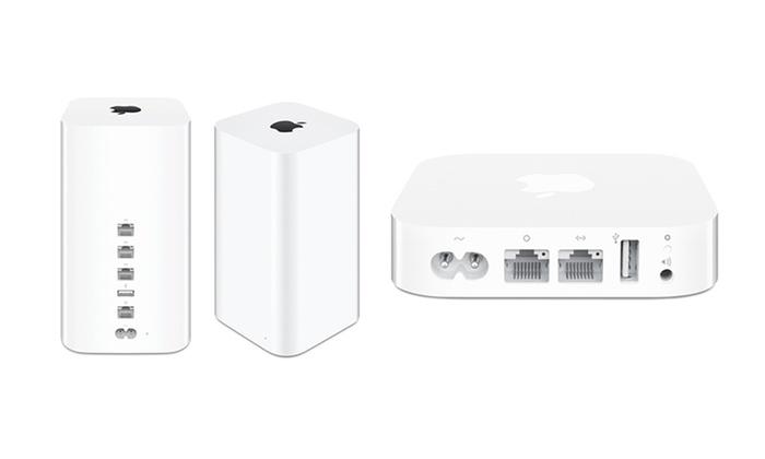 Apple Wireless Network Gear: Apple Wireless Network Gear (Refurbished). Multiple Routers Available from $69.99–$159.99.