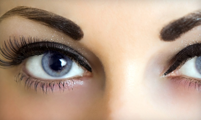 EmbelLashes - Draper: $54 for $120 Worth of Eyelash Extensions at Embellashes Eyelash Extensions