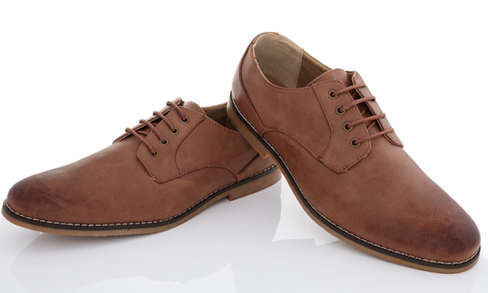 Franco Vanucci Men's Oxford Dress Shoes: $37.99 for 1 Pair Franco Vanucci Men's Oxford Dress Shoes ($100 List Price). Multiple Colors. Free Shipping and Returns.