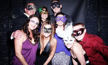 Tickets to SocialHeart's Mardi Gras Masquerade with Unlimited Beer, Wine, Vodka, and Whiskey (Up to 50% Off)