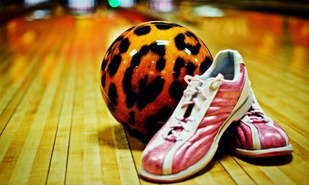 $30 for Bowling for Four with Shoes at ACME Bowl ($68.50 Value)