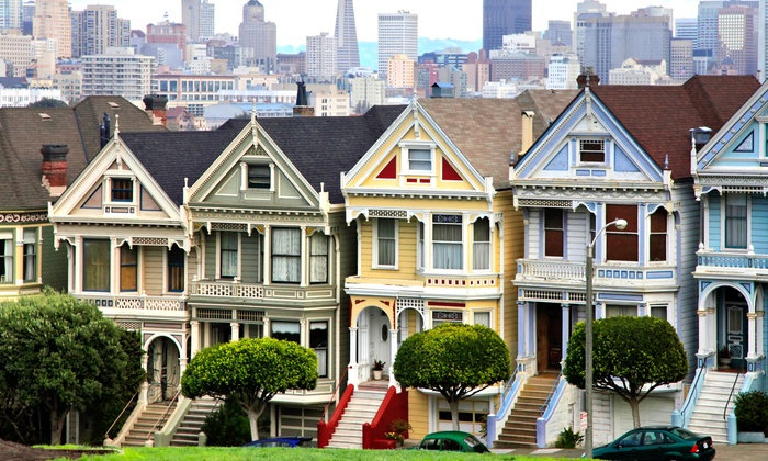 Explore San Francisco - Mission Dolores: Choice of San Francisco-Area Food, Walking, or Scenic Running Tour from Explore San Francisco (Up to 45% Off)