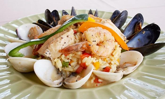 Mamitas Restaurante Latino - Newtown: Latin Food at Mamitas Restaurante Latino (Up to 47% Off). Two Options Available.