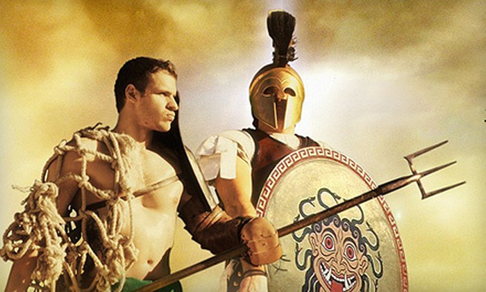 "Spartacus and the Roman Legion - Burbank: $17 to See ""Spartacus and the Roman Legion"" at Los Angeles Equestrian Center on December 15 or 16 (Up to $37.22 Value)"