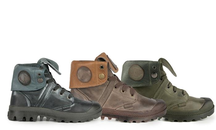 6497f47e14b Leren Palladium schoenen | Groupon Goods