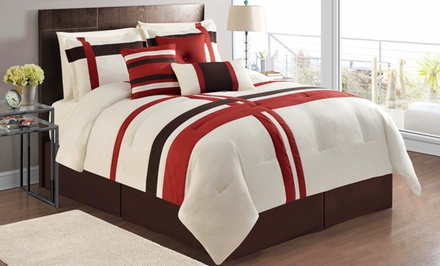 Berkley 7-Piece Luxury Comforter Sets. Multiple Styles Available. Free Returns.