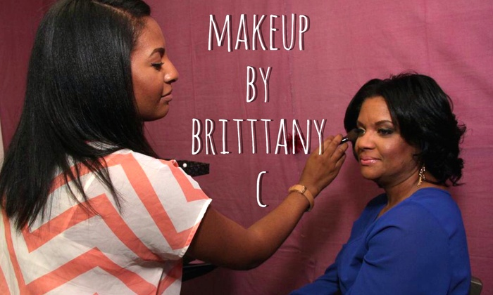Makeup By Brittany C - Atlanta: $30 for $60 Worth of Beauty Packages — MakeUp by Brittany C