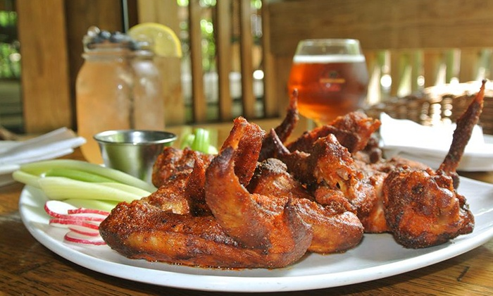 Hall's on the River - Ford-Boonesborough: $15 for $30 Worth of Southern Food and Drinks at Hall's on the River