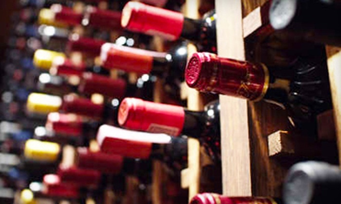 Cellar 58 - Bowery: Wine and Italian Cuisine for Two or Four at Cellar 58 (Up to 61% Off)