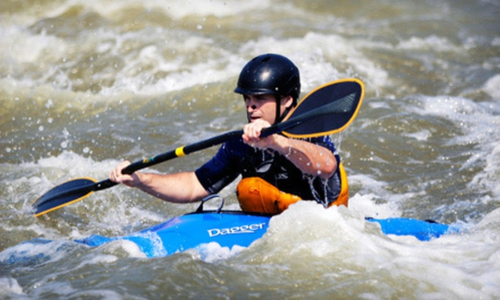 Potomac Paddlesports - Potomac: Two-Year Standup-Paddleboard or Kayak Membership from Potomac Paddlesports (Up to 55% Off). Four Options Available.