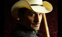 GROUPON: Brad Paisley: Country Nation World Tour – Up to 75% Off Brad Paisley