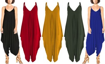 Women's Baggy Jumpsuit