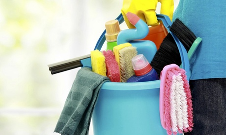 $66 Off $120 Worth of Supplies - Home Cleaning