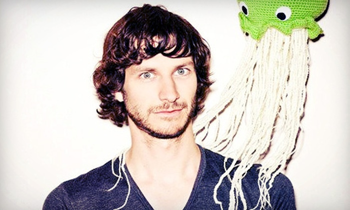 Gotye - House of Blues Orlando: $28 to See Gotye at House of Blues Orlando on October 8 at 8 p.m. (Up to $62 Value)