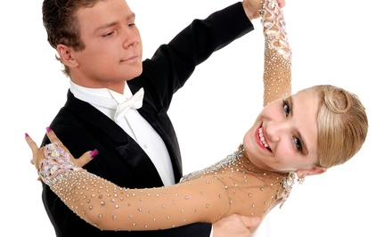 Three Private Dance Lessons for 1 or 2, or Six-Week Beginner Dance Program for 1 or 2 at Nash Dancenter (Up to 83% Off)