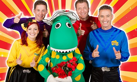 The Wiggles: Ready, Steady, Wiggle! Tour at Veterans Memorial Auditorium on September 25 (Up to 47% Off)
