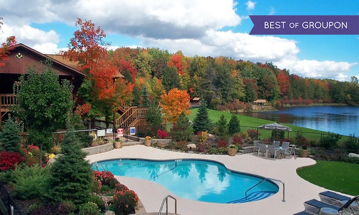 The Biggest Loser Resort Niagara - Java Center, New York: Gift a 1-Week Weight-Loss Retreat for One or Two at The Biggest Loser Resort Niagara in Java Center, NY