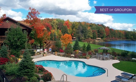 1-Week Weight-Loss Retreat for One or Two at The Biggest Loser Resort Niagara in Java Center, NY