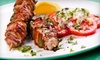 Up to 65% Off Meals at Aegean Turkish Restaurant