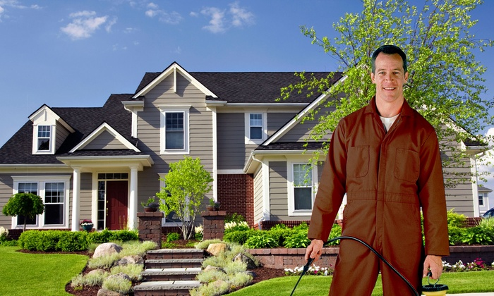 AC&E Pest Control - San Antonio: Pest Control with Yard Treatment, or $100 for $200 Toward Termite Control from AC&E Pest Control