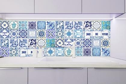 Pack de 24 azulejos adhesivos decorativos Oferta en Groupon