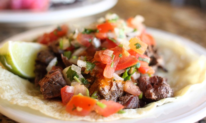 Jaco's Tacos Downtown - Downtown: Tex-Mex Cuisine at Jaco's Tacos Downtown (50% Off)