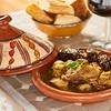 Délicieux menu marocain en 3 services