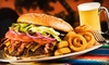 Diamond Club Bar & Grill - Lake Ronkonkoma: Burgers, Wraps, and Beers for Two or Four at Richie B's Diamond Club (Up to 57% Off)