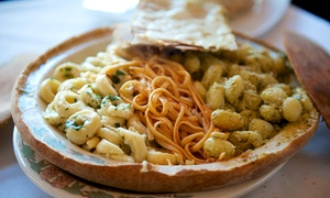 Filippo Ristorante: Italian Cuisine at Filippo Ristorante (Up to 45% Off). Two Options Available.