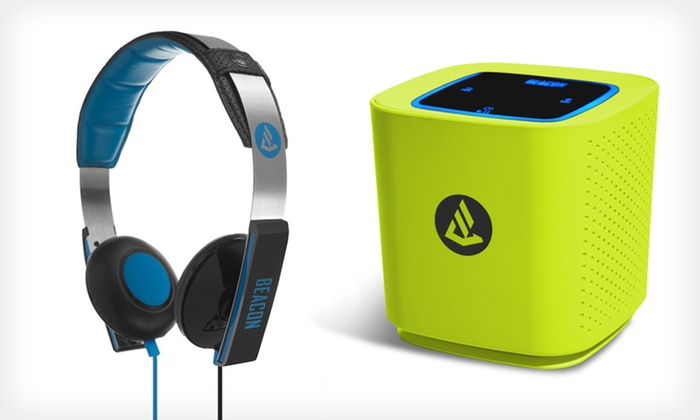 Beacon Audio Equipment: Beacon Audio Orion LTD Headphones or Phoenix Speaker Bundles (Up to 33% Off). Free Shipping and Returns.