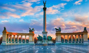 ✈ 8- or 10-Day Budapest & Vienna w/Air from Great Value Vacations at Budapest and Vienna Vacation with Hotel and Air from Great Value Vacations, plus 6.0% Cash Back from Ebates.