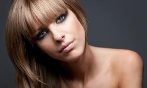 Jana Nichole Salon: $78 for Haircut, Full Highlights, Deep Conditioning, and Blow-Dry at Jana Nichole Salon ($205 Value)