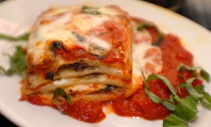 Papa Vito's Italian Restaurant: Italian Food at Papa Vito's Italian Restaurant (Up to 52% Off). Three Options Available.