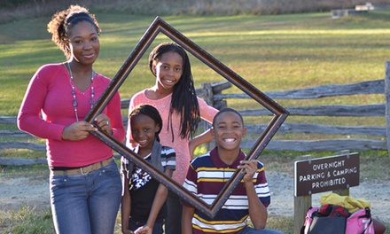 $49 for Family Photo-Shoot Package at Picture Perfect Photography & Events ($200 Value)