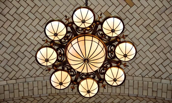 Light Fixture Installation - Oak Park: $188 for Lighting-Fixture Installation from Budget Right Handyman ($188 Value)