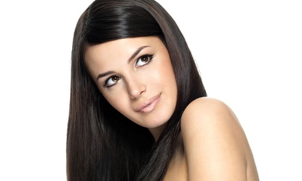 Haircut and Deep-Conditioning Treatment with Optional Color at Katie's Salon (Up to 50% Off)