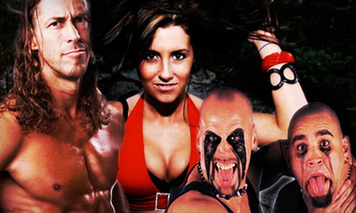 August Fallout - Coral Springs Municipal Complex: $12 for Coastal Championship Wrestling's August Fallout for Two on Saturday, August 18 (Up to $24 Value)