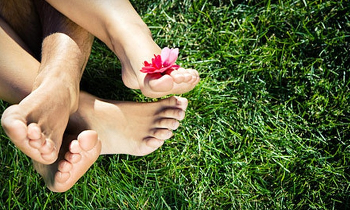 Family Foot Care Center - North Meadows: $299 for Four Laser Fungus-Removal Sessions on Up to 10 Toes at Family Foot Care Center (Up to $900 Value)