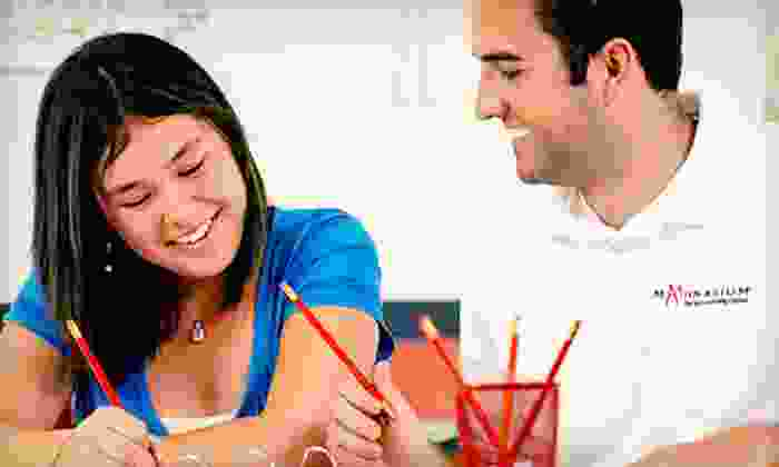 Mathnasium of West Des Moines - West Des Moines: $19 for Two One-Hour Tutoring Sessions at Mathnasium of West Des Moines (Up to $65 Value)