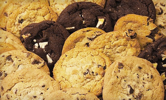 VanitySweets - New York City: One or Two Dozen Cookies from VanitySweets (Up to 55% Off)
