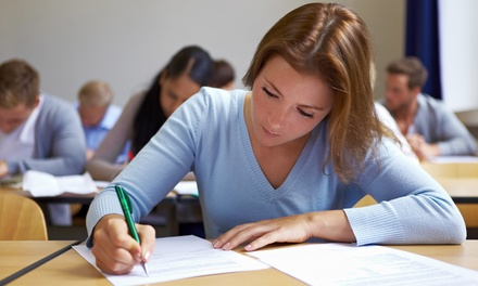 $25 for a Lifetime SAT, ACT, PSAT, GRE or GMAT Prep Package from Allen Prep ($149 Value)